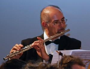 Concerto con I Filarmonici alla Stazione Leopolda del 17-10-2009